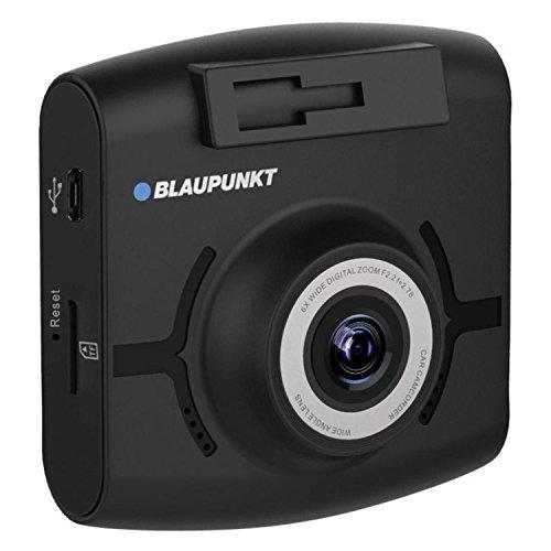 Blaupunkt Dashcam BP 2.1Blickwinkel horizontal Max. = 120° 12V Display, Batterie/Akku, Mikrofon, BP2.1, schwarz