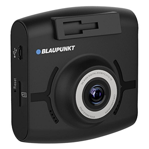 Blaupunkt Dashcam BP 2.1 Blickwinkel horizontal Max. = 120 ° 12 V Display, Batterie/Akku, Mikrofon