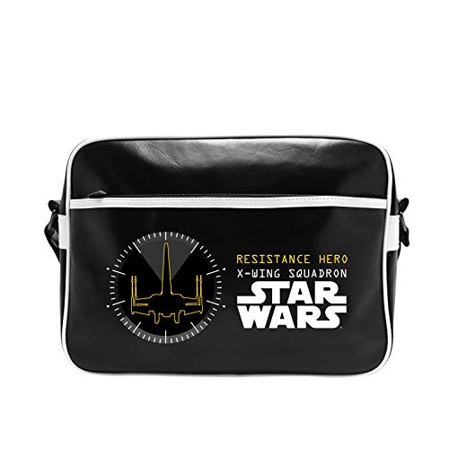 ABYstyle - Star Wars - Bolso Messenger - Spaceship E9 - Vinilo