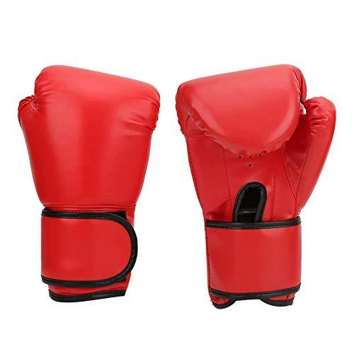 Borlai Gants de Boxe Professionnels en Cuir PU Respirant Sanda Sparring Gants de Sac de Sable équipement de Formation pour Hommes Femmes