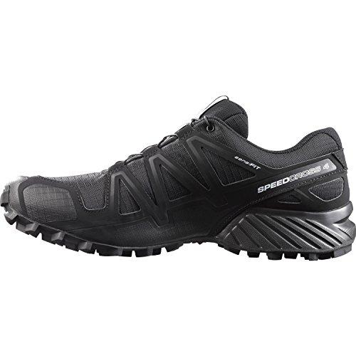 Herren Speedcross 4, Trailrunning-Schuhe, schwarz - 12