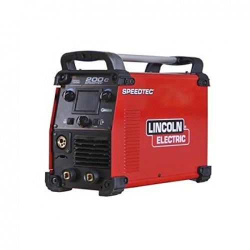 Lincoln Electric 0004904 Soldadora Inverter MIG 396 mm x 246 mm x 527 mm 20200 A