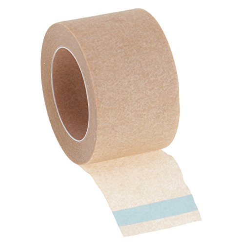 Micropore Hautfreundliches Klebeband Make Up Tape für Wimpernverlängerungen Klebepflaster - Hautfarbe