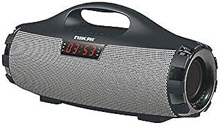 Nikai Portable Speaker System for Multi, Black, NBTS30