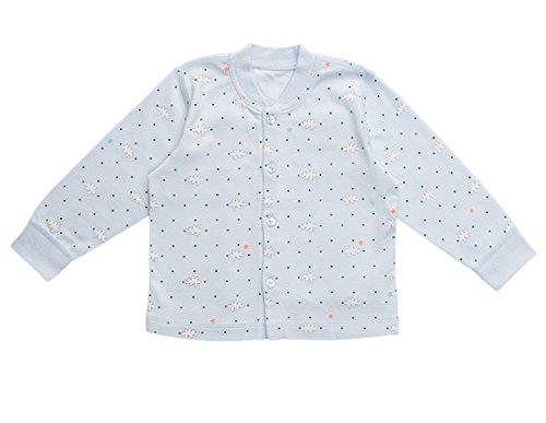 DQQ DQQ Baby Jungen (0-24 Monate) Schlafanzugoberteil Gr. L , Hellblau