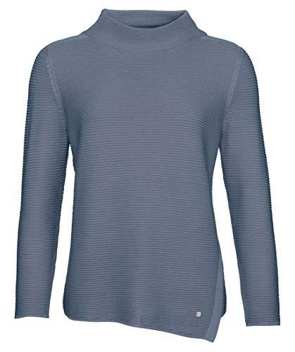 MONARI truien, blauw (vintagejeans (732)), maat 42