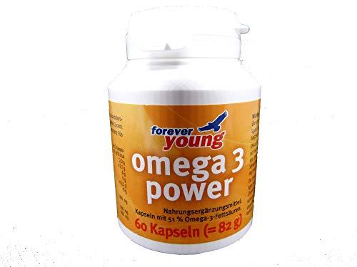 Forever Young Omega 3, NEU 90 Kapsel - Neutral