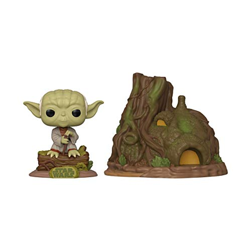 Funko Pop! Town: Star Wars - Yoda's Hut