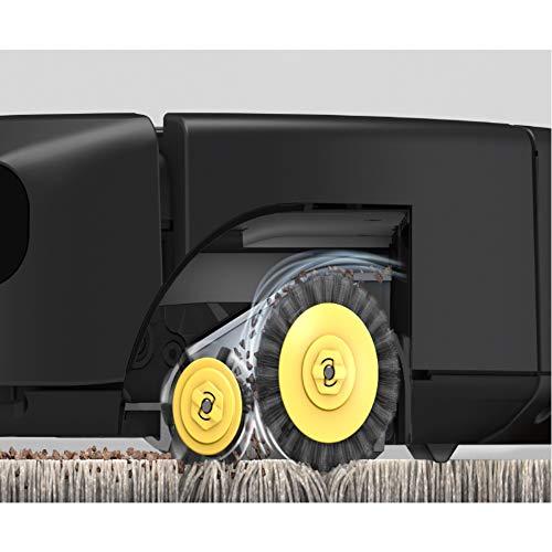 iRobot Roomba 606 ohne Staubbeutel 0.6L, Schwarz - 3