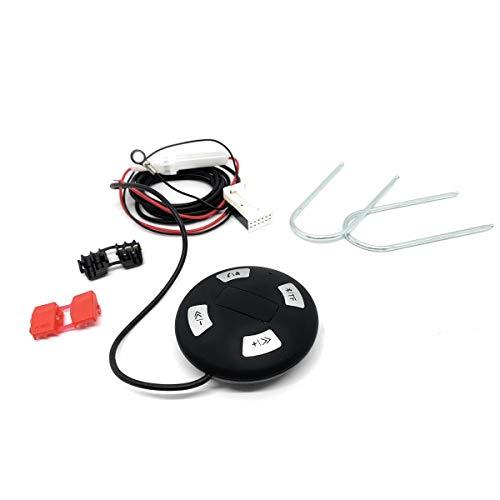 Sound Way - Bluetooth Adapter Citroen C2, C3, C4, C5 Peugeot 207, 307, 407 Aux In Audio Musik Radio Freisprecheinrichtung - BT-01R