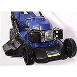 Goodyear Cortacésped de Gasolina autopropulsado de Empuje de 53 cm con Motor Licensed (53 cm Anchura de Corte)