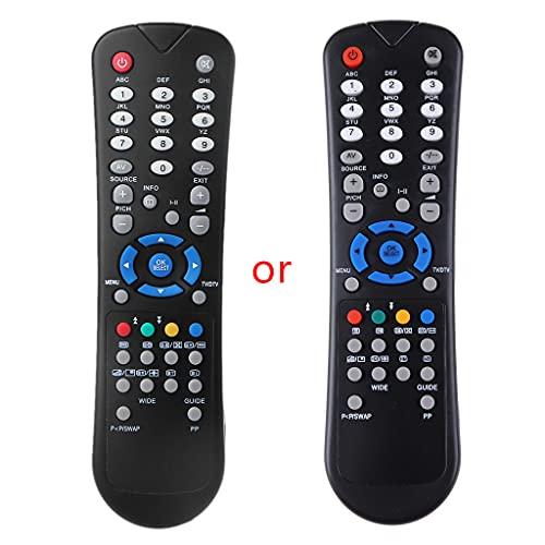 YOURPAI Soporte remoto RC1055 para OKI TV V15APH V19APH V19BPH V19CPH V19DPH V22APH Negro