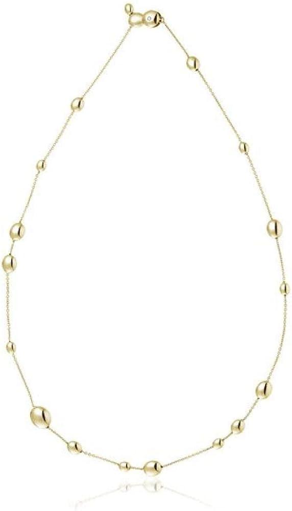 Chimento,collana per donna,in  oro giallo 18 kt (6,4)con diamante 0,01 ct 1G01440ZB1420