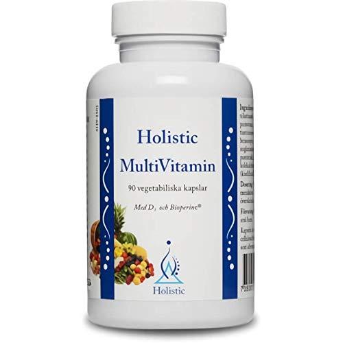 Vitamin Set MultiVitamin 90 Capsules Holistic