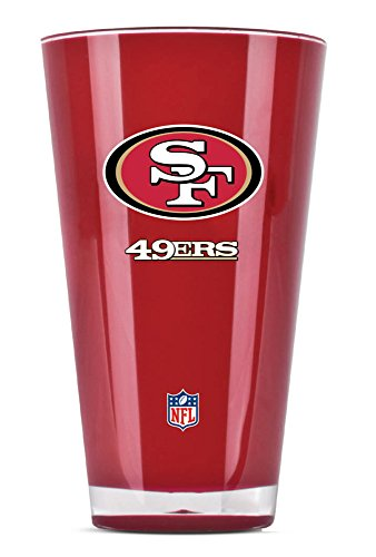 Duck House NFL San Francisco 49Ers 20oz Insulated Acrylic Tumbler Multicolor