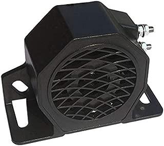 Semoic Universal Car Vehicle Motorcycle Reversing Horn Speakers Back-Up Alarm Dc12-80V 15W 110 Db Ip67