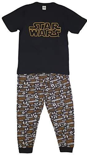Star Wars Herren Schlafanzug, verschiedene Designs Gr. XL, Star Wars