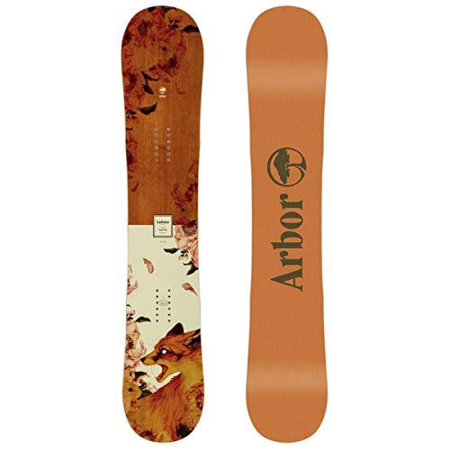 Arbor Cadence Rocker Snowboard 2020, 147