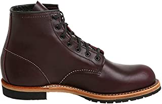 Red Wing Heritage Men's 6-Inch Beckman Round Toe Boot,Black Featherstone,10 D US (B0018E28MU) | Amazon price tracker / tracking, Amazon price history charts, Amazon price watches, Amazon price drop alerts