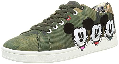 Desigual Shoes_Cosmic_Mickey, Zapatillas Mujer
