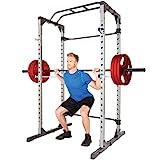 Fitness Reality 810XLT Super Max Power Rack Cage, Sport Kraftstation mit 363 kg maximaler Belastung,...