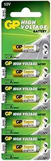 GP Batterien GP27A C5 Hochvolt Super Alkaline Batterie (5 Stück)