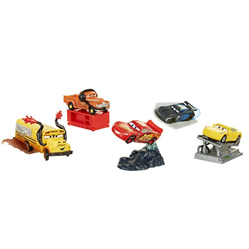 Cars 3 Figuren Set