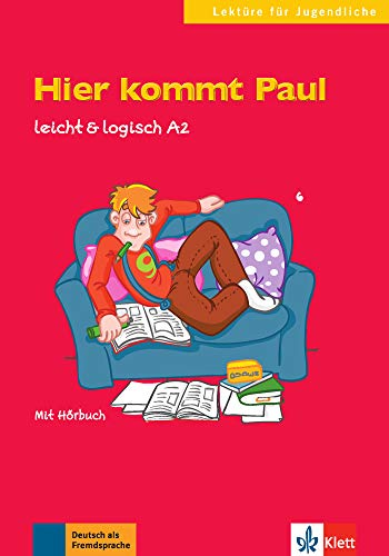 Hier Kommt Paul, Buch + CD: Buch mit Audio-CD A2