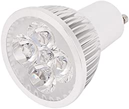 AC 85-265V 4W GU10 Warm White 4 LED Bulb Spot Light Ceiling Lamp