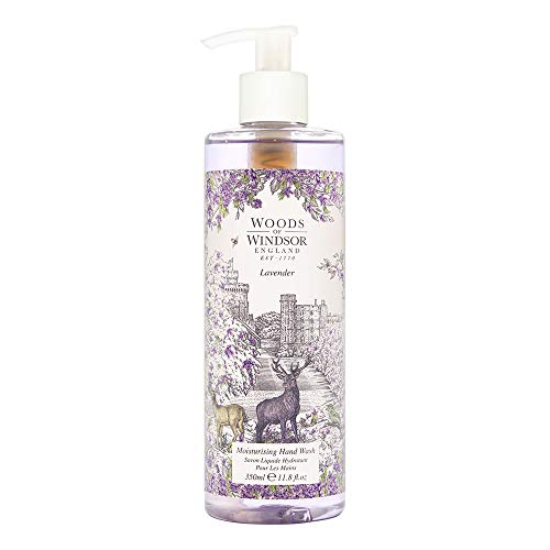 Woods of Windsor Lavender Moisturising Hand Wash, 0.7 Ounce