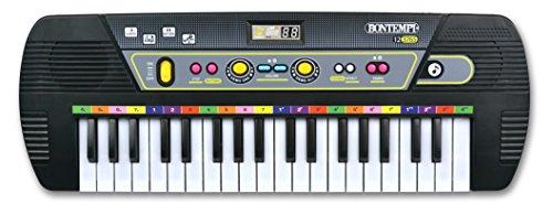 Bontempi Bontempi123765 Elektronik-Keyboard, Mehrfarbig