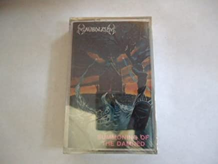 Mausoleum 5 Summoning Of The Damned - US Vintage 1992 Cassette Tape - Wild Rags -