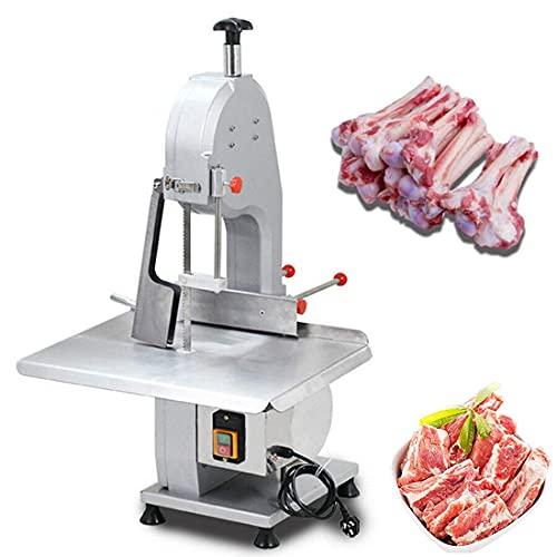 DNYSYSJ 1500W Electric Bone Saw Machine Commercial Bone Cutting Cutter Machine for Meat Home Use Heavy Duty Frozen Beef Fish Steak Meat Grinders