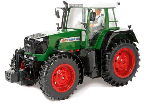 RC Auto kaufen Traktor Bild 4: Carson 500907171 1:14 Fendt 100% RTR 2.4G Singlereifen, grün*