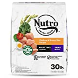 NUTRO NATURAL CHOICE Small Bites Adult Dry Dog Food, Chicken...