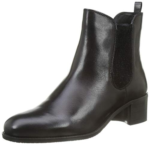 Gerry Weber Shoes Damen Sabatina 02 Chelsea-Stiefel, schwarz, 39 EU