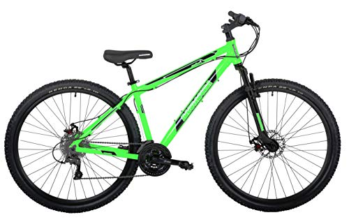 Barracuda Unisex's Draco 4 29r Bike, Green, 17