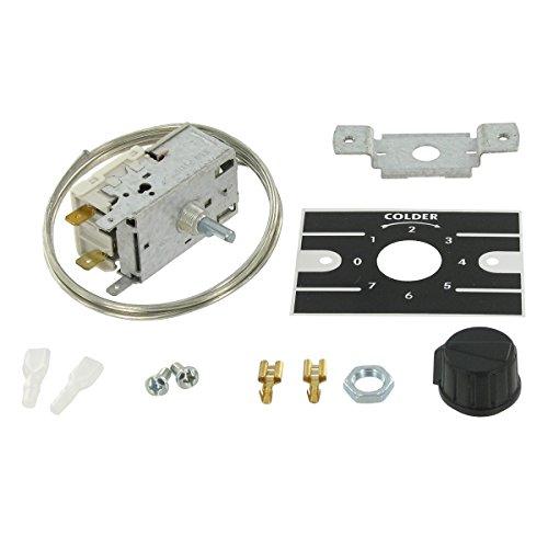 EUROPART Universal VC1Kühlschrank Thermostat-Kit