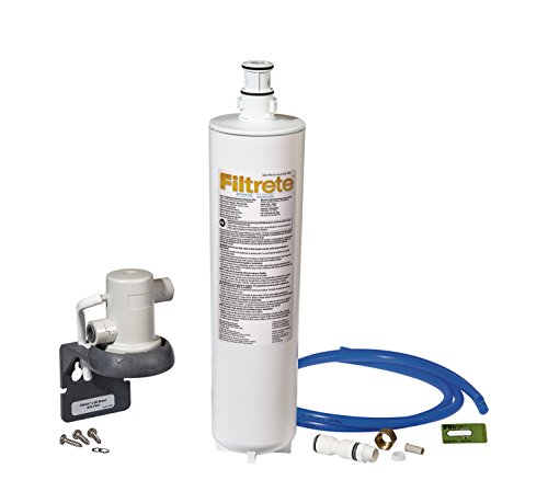 Filtrete Advanced Under Sink Quick Change Water Filtration System 3US-PS01