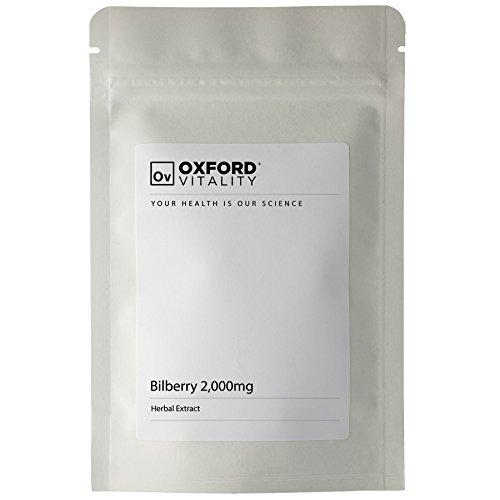 Oxford Vitality - Blaubeere 2000mg Tabletten