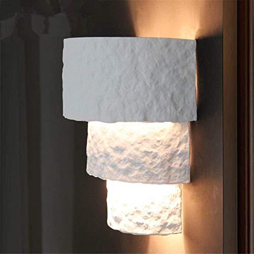 QSM Moderna Lampada da Parete Interna Minimalista, Principale Arte Romantica Camera da Letto a baldacchino Soggiorno Studio Scala Plater, Sfondo Muro di Illuminazione