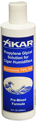 The Big Easy Tobacco Accessories Xikar Luftbefeuchter PG Lösung Propylenglycol Pre Mix Zigarre Luftbefeuchter 8FL oz 814x i