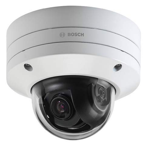 Bosch Security System | NDE-8502-R FLEXIDOME IP Starlight 8000i 2MP Outdoor PTRZ Network Dome Camera with 3-9mm Lens, RJ45 Connection