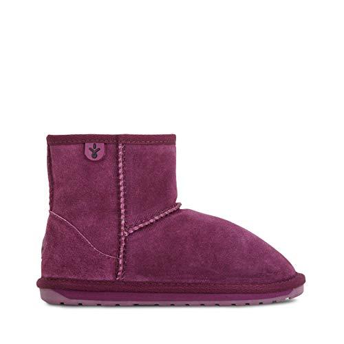 EMU Australia Kids Wallaby Mini Deluxe Wool Boots