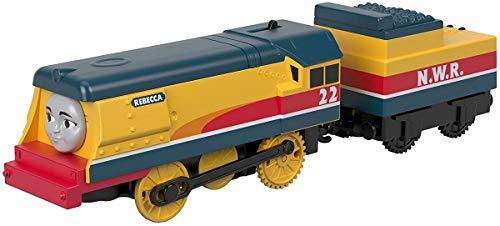 Thomas & Friends Rebecca GDV30, Thomas die kleine Lokomotive & Freunde Trackmaster motorisierte Lokomotive, Mehrfarbig