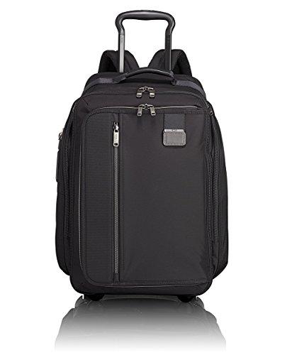 "Tumi Merge Wheeled Backpack 15"" Mochila Tipo Casual, 54 cm, Negro (Black Contrast)"