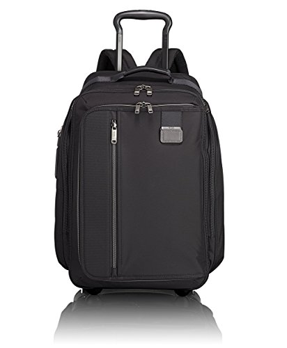 "Tumi Merge Wheeled Backpack 15"" Mochila Tipo Casual, 54 cm, Negro (Black Contrast)"