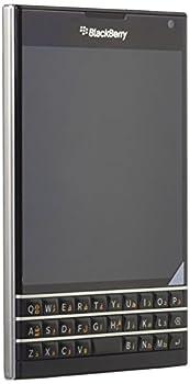 BlackBerry Passport Factory Unlocked Cellphone International Version 32GB Black