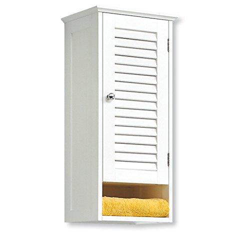 Pelipal Weiß lackierte Lamellentüren in Landhausoptik
