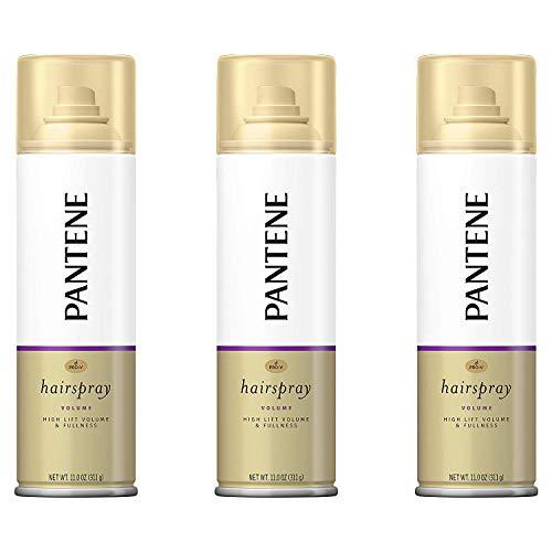 Pantene Hairspray, Pro-V High Lift, For Volume Body And Fullness, 11 Oz, Triple Pack
